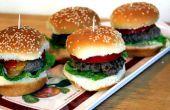 Mini Hamburger curseurs