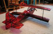 3D imprimés biplan ultimate 10-300