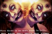« 2 têtes et BRAINDEAD » Halloween Photo
