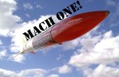 Fusée supersonique - Mach ma journée !
