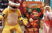 Comment faire un Super Mario Bros : costume « Bowser »