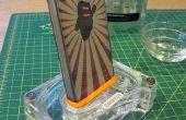 Faire un Griffin AirCurve pour iPhone 4 avec Sugru