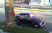 Créer 3D Images à l'aide de votre téléphone cellulaire, un bâton et Gimp