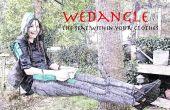 WeDangle : Un siège au sein de vos vêtements
