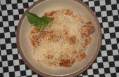 Pâtes de Carmela Soprano-Inspired