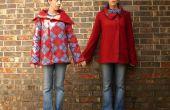 Le projet & coudre un manteau réversible de Custom Fit