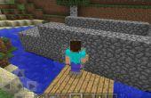 Bateau de marais de Minecraft !
