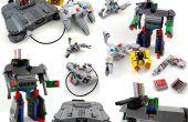 LEGO Nintendo 64 transformateurs