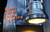 Super éclairage solaire de base sous 75 $