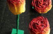 BRICOLAGE cadeau en bois de Rose