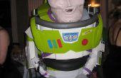 Buzz lightyear Costume extrême !