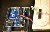 Planche à pain Arduino 3,3 v