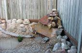 Créer fonction cascade dans votre jardin