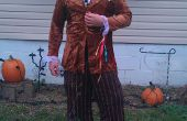 DAVID ROSE AS le MAD HATTER