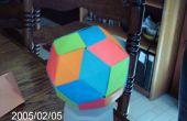 Triacontaèdre rhombique