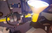 Lampe ampoule 12v PORTABLE de maison HID xénon