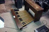 Arduino MIDI Foot Pedal clavier