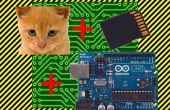 Enregistreur de carte Arduino Cat détecteur SD