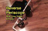 Inverser le périscope avec flux vidéo en direct