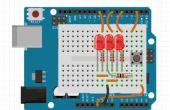 Arduino : Contrôle des composants multiples avec un seul bouton