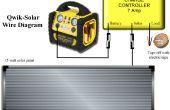 Construire une autoformation Qwik-solaire
