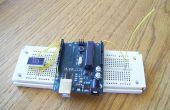 Détecteur de l'Arduino EMF (champ électromagnétique)