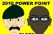 PROJETS de POWERPOINT 2010 : FACES