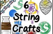 6 cordes artisanat