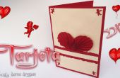 BRICOLAGE / Valentine carte - Craft