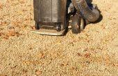 Un receveur d'herbe/feuilles pour votre Riding Mower