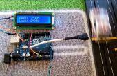Chronomètre Arduino-basé pour la voiture électrique, pistes de course