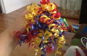 Comment faire des noeuds de ruban Twirly