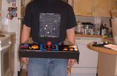 Costume de Machine d'Arcade Pac-Man
