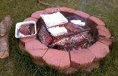 Comment faire pour Gril/cuisson sur un feu de camp