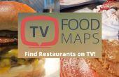 Voyage & manger comme votre sur Food Network