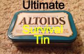 Ultime Altoids Tin de survie