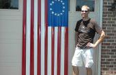 Comment faire un drapeau américain