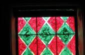 Faux vitraux
