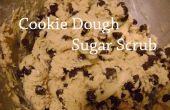 Gommage de sucre pâte à cookie