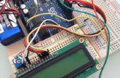 Détecteur de mensonge et de Biofeedback Arduino basé