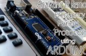 Analyser n'importe quel protocole IR avec juste votre carte Arduino