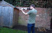 ACTION de pompe carabine à AIR COMPRIMÉ