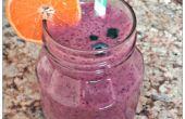 Comment faire des smoothies-avantages et remèdes maison