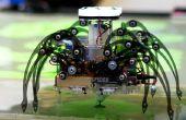 Terra Spider : Assainissement autonome Robot