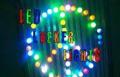 Lumières de Locker magnétique !