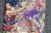 Sous-verres de Comic Book