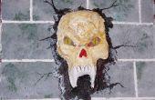 Halloween plaque de mur / pilier décoration