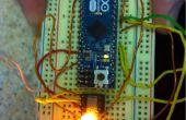 « Arduino Micro » caméra tour niveau