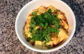 Comment faire authentique chinoise épicée Mapo Tofu
