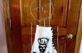 Le Chef Pirate : cuisson tablier et chapeau